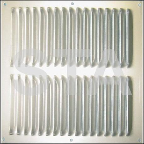 Grille ventilation anti-rongeur aluminium zinc Siplast - L. m ailes