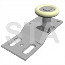 Roller susp QKS8 outside elbow (cab door ol)