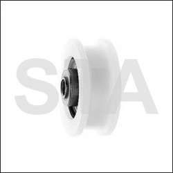 Prisma outdoor roller diameter 44mm width 17.5mm