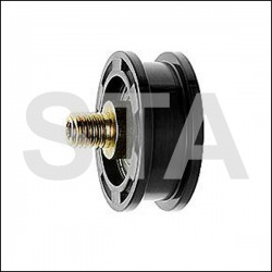 Prisma outdoor roller diameter 45mm width 16mm
