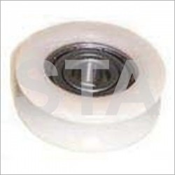 Grooved roller diameter round 42 Bassetti