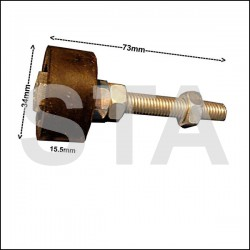 Aljo unlocking Diameter 28mm Roller width 20mm total length 35mm