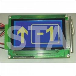 Afficheur LCD dynamic