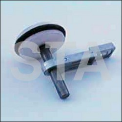 Lock lever with shaft length 77 mm
