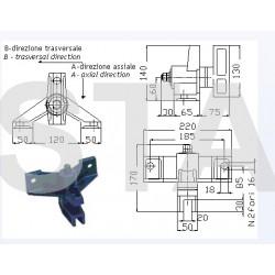 COILISSEAU T300 GUIDE 6A12-1000KG