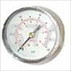 Manomètre 0-100 barr 1/4pouce