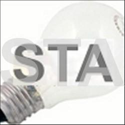 Lampe E27 standard 230V
