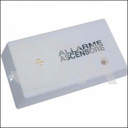 Alarme d'ascenseur 104 dB/1m