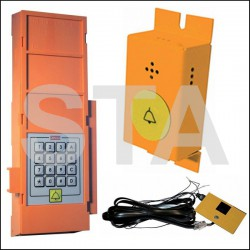 Pack TMR 204EU avec micro autocollant