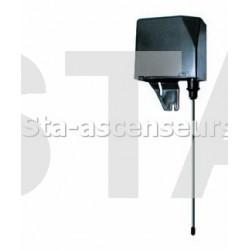 Récepteur 2 canaux avec antenne