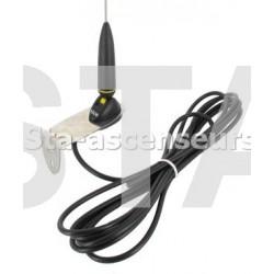 Antenne orientable accordée 433 mhz
