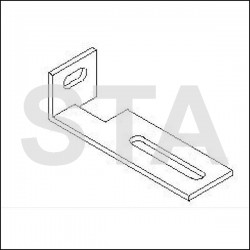 Mounting brackets model A