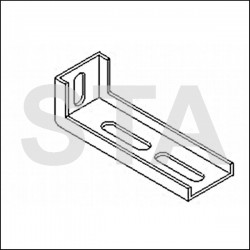 Mounting brackets model E