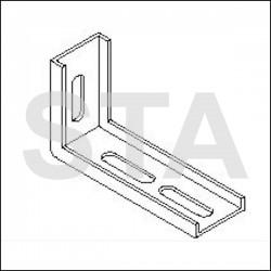 Mounting brackets model F