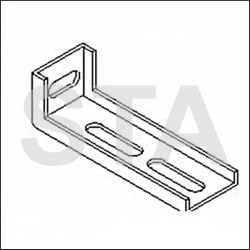 Mounting brackets model H