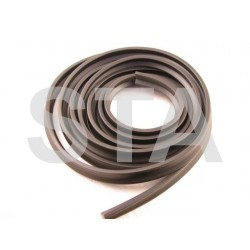 63570/15 ASTRAGAL RUBBER UNIVERSAL (15FT LONG)