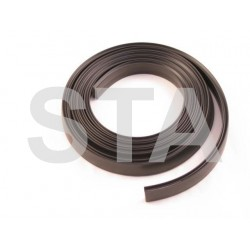 X63571/F ASTRAGAL RUBBER FEMALE R42 (2500MM LONG)