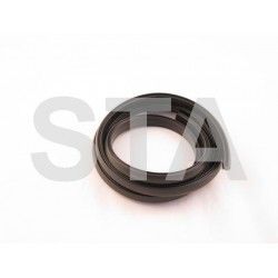 X63571/M ASTRAGAL RUBBER MALE R43 (2500MM LONG)