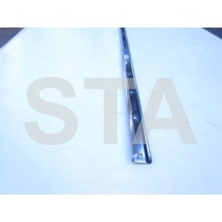 X75085-15 ASTRAGAL HOLDER S/S (4534MM LONG) (COLLECTION ONLY)