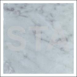 Habillage cabine : granit et marbre Blanc Carrara