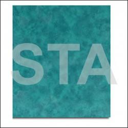 Habillage cabine : stratifié HPL LU brillant Gemma vert
