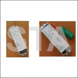 Ballast 12 VDC  pour 2 lampes LED