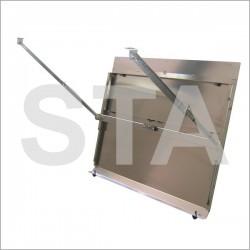 3 modules PL550 Inox