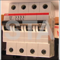 Disjoncteur 3P+N 32A