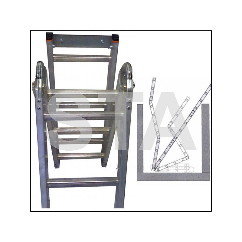 a folding ladder m pit. Black Bedroom Furniture Sets. Home Design Ideas