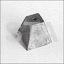 Distanceur en pyramide pour guides