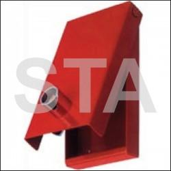 Gamme pompier : Boite à clefs pompier triangle 14