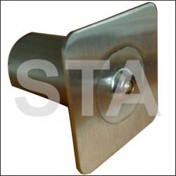 Coffre à clefs serrure Eurolock longueur 130 mm