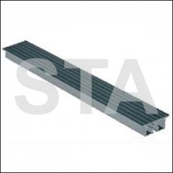 Complement de seuil 60 mm entre montant preciser pl et finition alu ou inox
