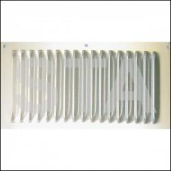 Grille de ventilation alu 200x100