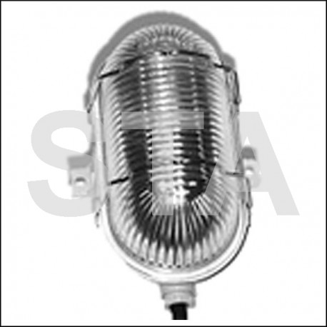 Hublot oval 60W - E27