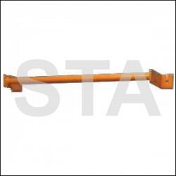 Barre d'accrochage d'échelle