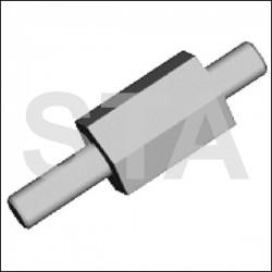 Axe 1 Roulette 01545.00 de Câble Ecosil