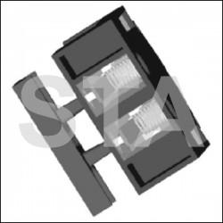 Contact PZ73 Dyn- Roc 3V- 6V- Polygam3V- 6V- Laser 3V