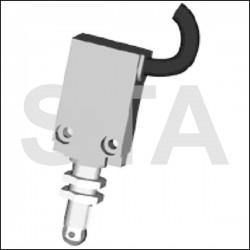 Interrupteur Câble lg 2M Choc - Roc 3V-6V - VPC - Polygam 3V-6V