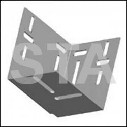 Patte de Fixation de Seuil P.A.F. sup à 150- Ecosil- Polygam- 3BS