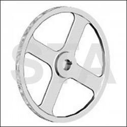 Poulie Manivelle diametre 300mm - Dyn VF Omron