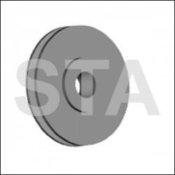 Roulette de Câble diametre 55mm  Matiere Cestidur