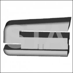 Seuil Caby 3VOT- Laser 3VOT Indiquer l'ouverture libre de la porte