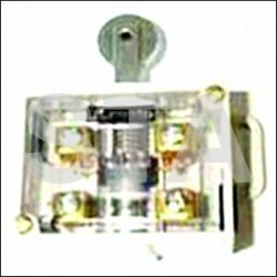 1 NO/NC reset automatique et galet