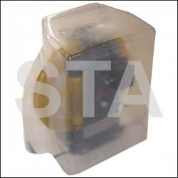 Capotage limiteur plastique