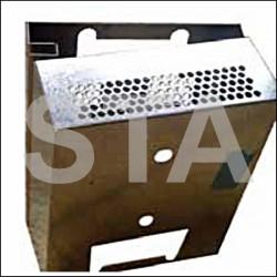 Capotage limiteur métallique pour limiteur 300 mm
