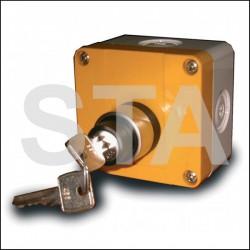 Kit limiteur avec tendeur extra plat option boitier contact clefs pour commande à distance