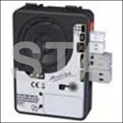 Options pour boucle acoustique. Interphonie machinerie