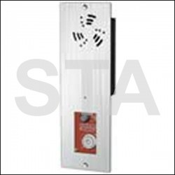 Options pour boucle acoustique. Interphonie pompiers POMP V2F