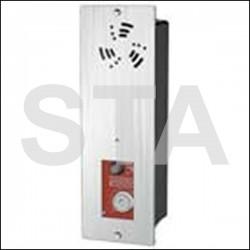 Options pour boucle acoustique. Interphonie pompiers POMP V2F BSP2